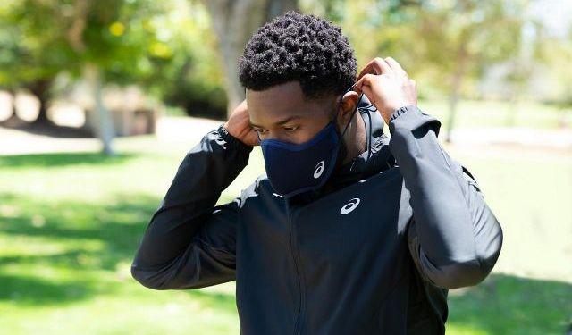 popular Esquiar Dar  ASICS apresenta conjunto de máscaras esportivas desenvolvidas para  atividade física - ABC da Comunicação