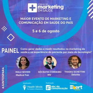 Como medir resultados no marketing na saúde pode contribuir com a experiência do paciente?