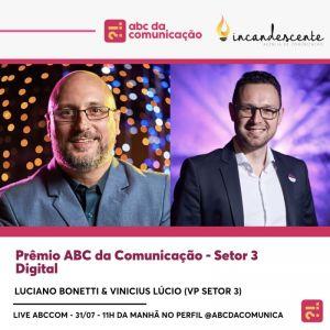 Live ABCCom: Prêmio ABC – Setor 3 | Digital