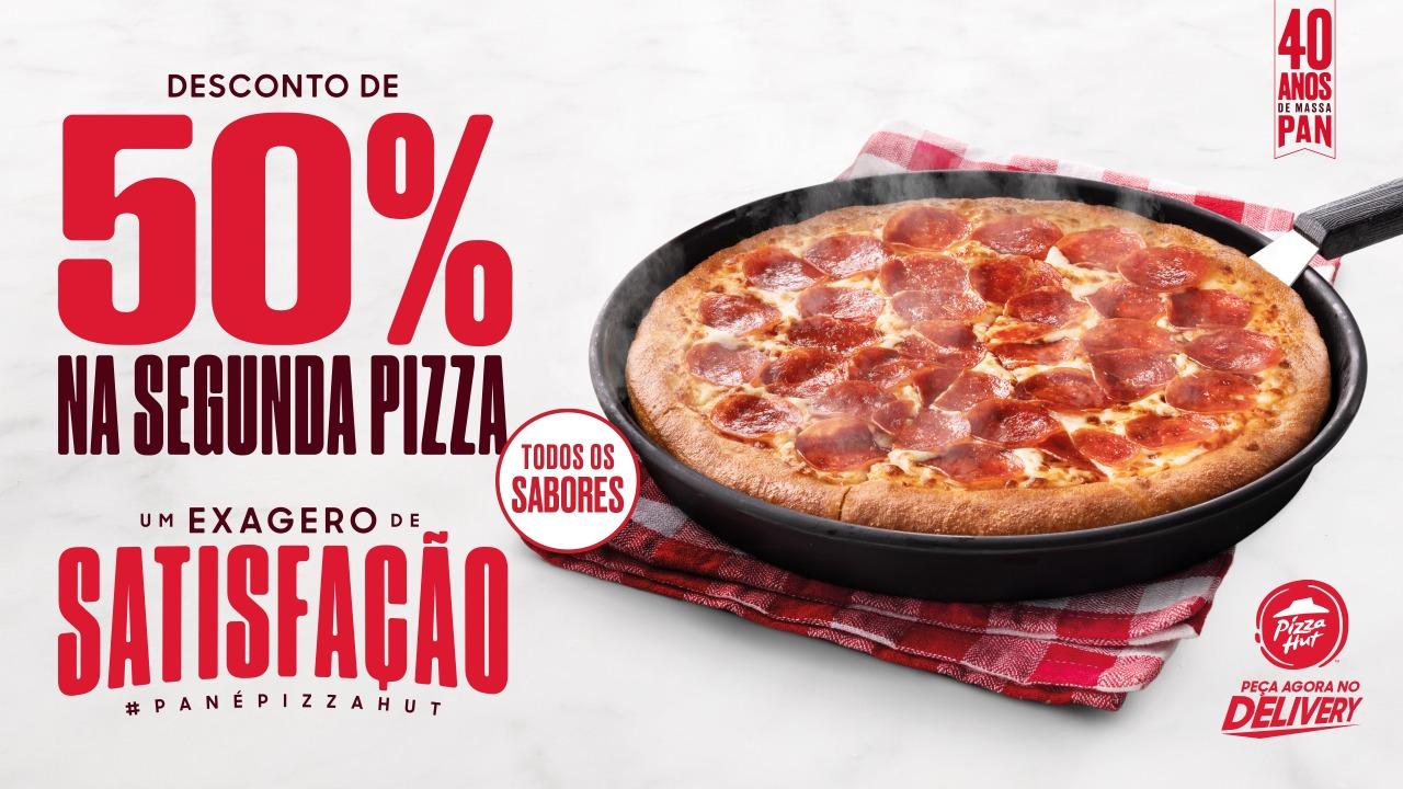 Campanha Global Da Pizza Hut Celebra 40 Anos Da Iconica Massa Pan Abc Da Comunicacao